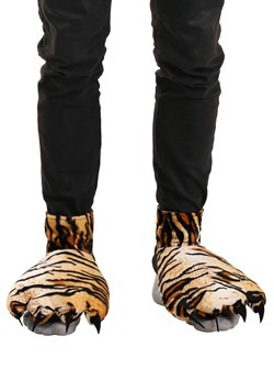 Tiger Shoe Covers