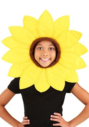Deluxe Sunflower Hood