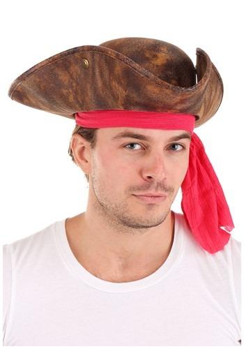 Pirate Hat & Headscarf Accessory