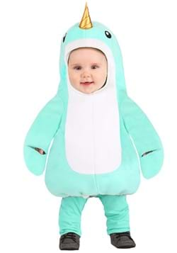 Baby Narwhal Costume