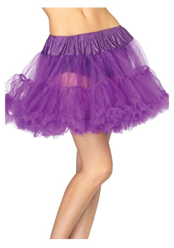 Purple Tulle Petticoat By: Leg Avenue for the 2015 Costume season.