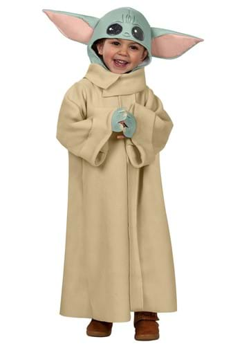 Mandalorian The Child Toddler Costume (3T-4T)