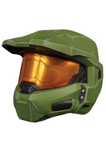 Halo Infinite Child Master Chief Full Helmet