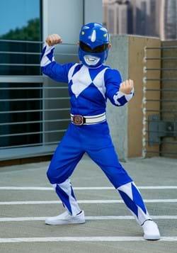 Power Rangers Boys Blue Ranger Costume-2