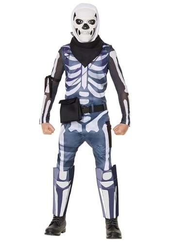 Fortnite Kids Skull Trooper Costume