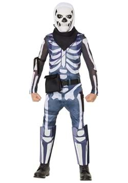 Fortnite Child's Skull Trooper Costume