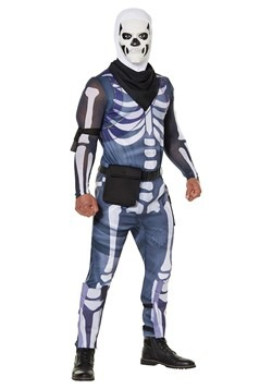 Fortnite Men's Skull Trooper Costume