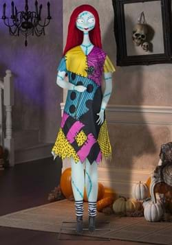 Nightmare Before Christmas Animated Life Size Sally Prop
