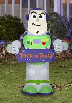 Toy Story Airblown Buzz Lightyear Christmas Prop