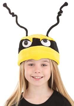 Kids Bumblebee Plush Hat
