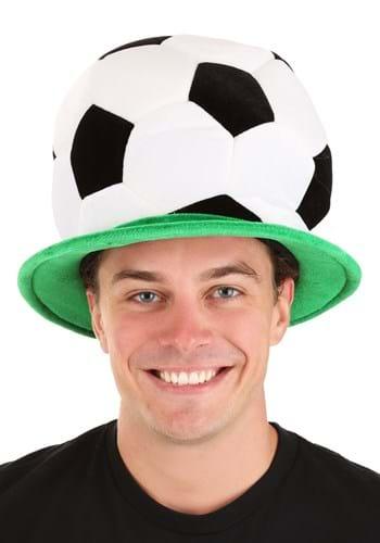Soccer Ball Plush Hat Main UPD