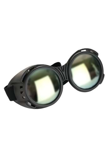 Industrial Goggles Black/Mirror