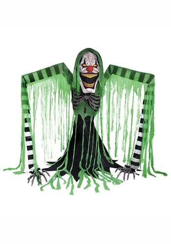 6 Ft. Underworld Clown Animatronic Prop Update