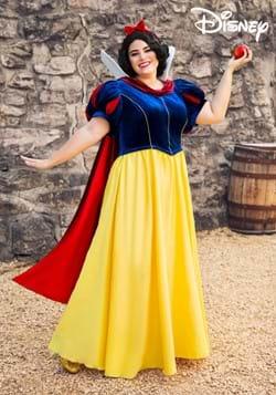 Womens Plus Size Disney Snow White Costume-update