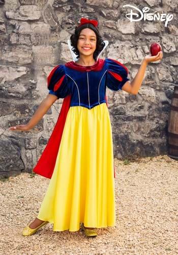 Kids Disney Snow White Costume-update