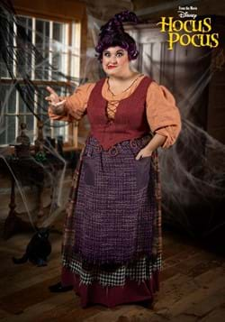 Hocus Pocus Mary Sanderson Plus Size Womens Costume