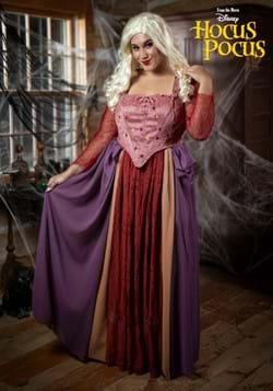 Hocus Pocus Sarah Sanderson Plus Size Womens Costume-0