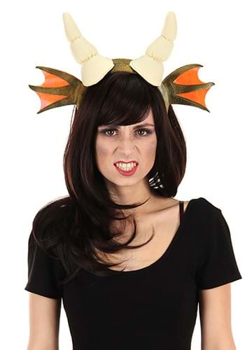 Dragon Horns Headband
