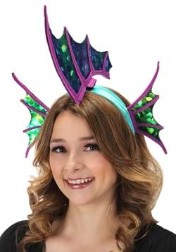 Seahorse Shimmer Fin Headband Update