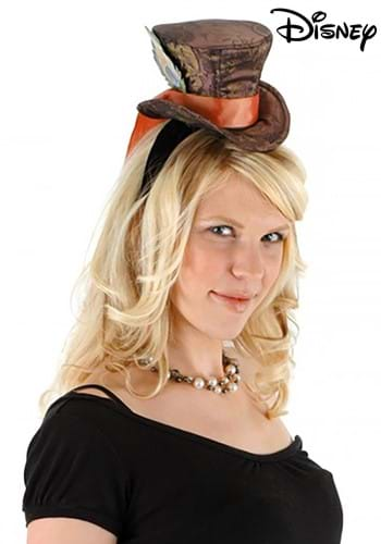 Mini Mad Hatter Headband