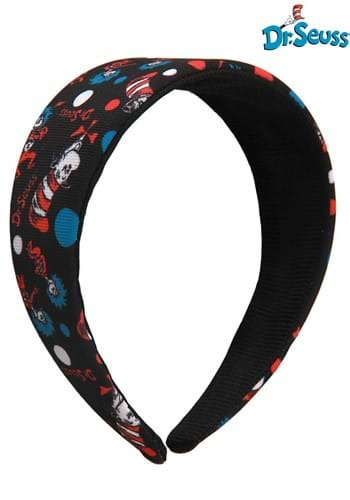 The Cat in the Hat Pattern Headband 1