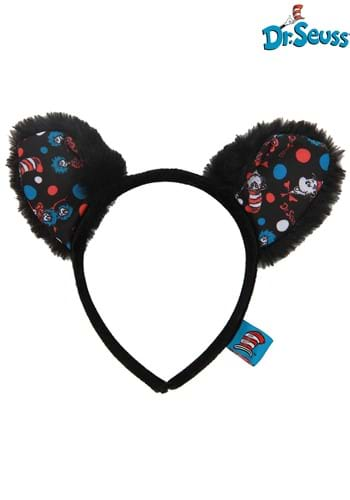 The Cat in the Hat Pattern Ears 1