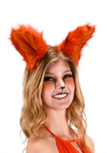 Deluxe Fox Ears Headband