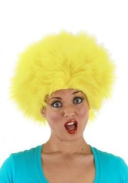 Fuzzy Wig Yellow