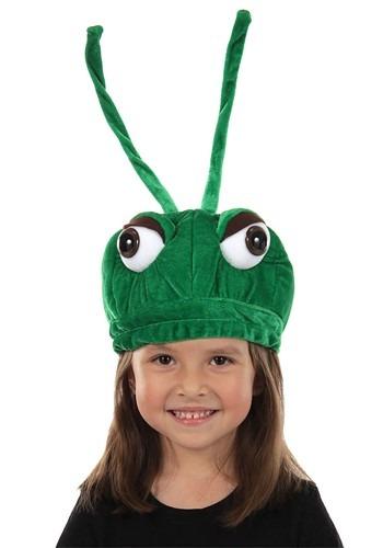 Kids Grasshopper Plush Hat