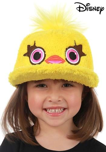 Ducky Fuzzy Cap