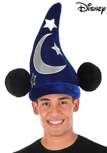 Mickey Wizard Plush Hat