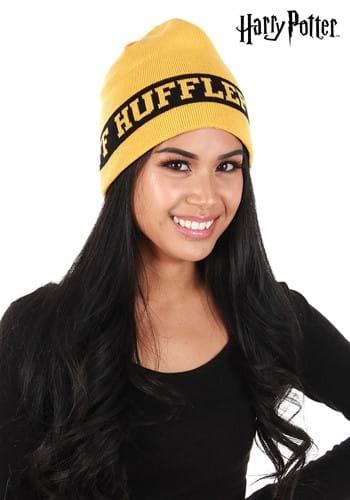 Hufflepuff Reversible Knit Beanie