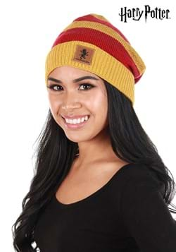 Gryffindor Heathered Knit Beanie