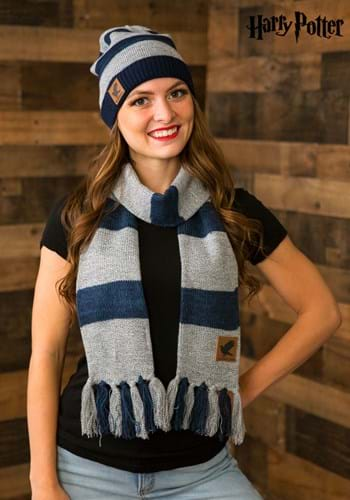 Ravenclaw Heathered Knit Beanie Main UPD