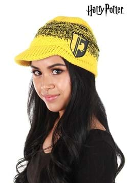 Hufflepuff Knit Brim Cap