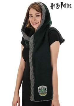 Slytherin Knit Hood