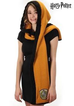 Hufflepuff Knit Hood