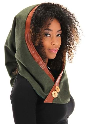 Woodland Elf Plush Hood Update