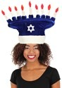 Happy Chanukah Plush Hat
