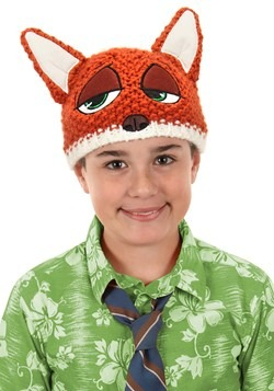 Nick Wilde Knit Beanie