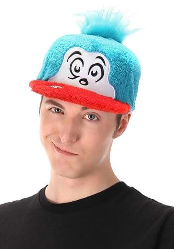 Thing 2 Fuzzy Cap 1