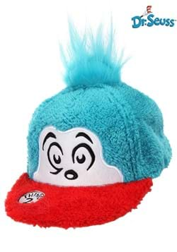 Thing 2 Fuzzy Cap 1