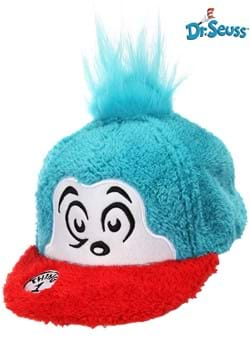 Thing 1 Fuzzy Cap 1