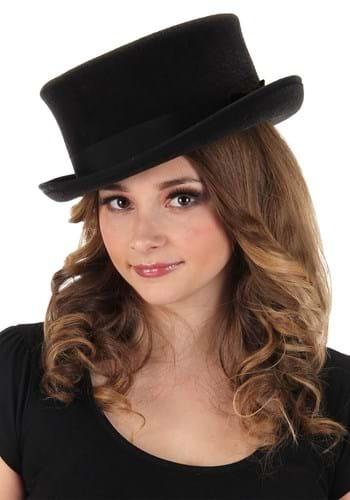 Black John Bull Hat