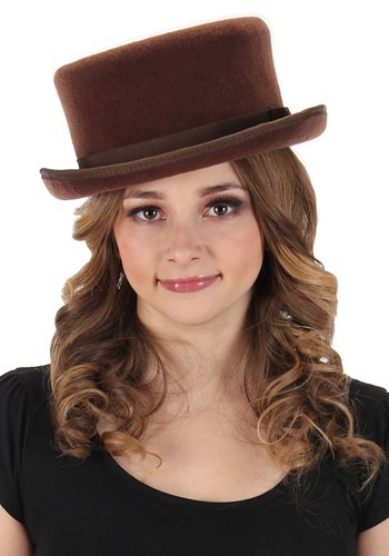 Brown John Bull Hat
