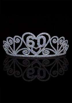 Silver 60 Sparkle Tiara