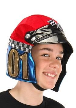 Kids Racer Plush Helmet