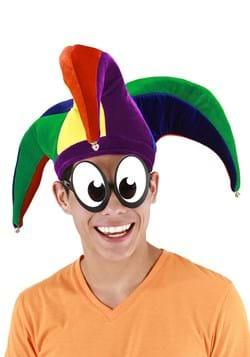 Court Jester Plush Hat Multicolor Update