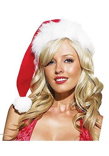 White Santa Hats
