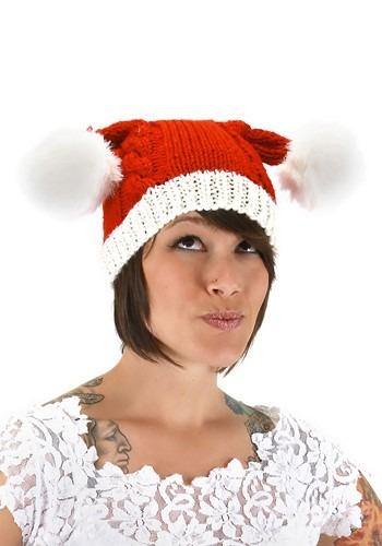 Santa Knit Hat